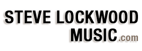 Welcome to Steve Lockwood Music