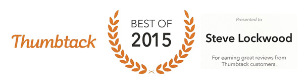 Thumbtack Best of 2015 Award