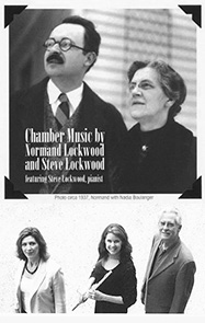 Chamber Music of Normand Lockwood and Steve Lockwood